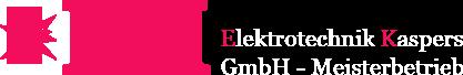 Elektrotechnik Kaspers GmbH - Logo